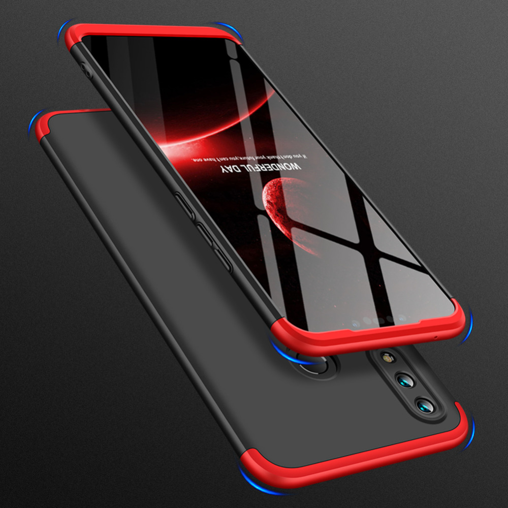 Huawei Nova 3i Nova3 3E Case 360 Degree Protected Full Body Phone Case for Huawei P Smart 2019 PSmart Plus Case Shockproof Cover in Fitted Cases from Cellphones Telecommunications