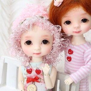 Image 4 - OUENEIFS Ollien Secretdoll BJD SD Doll 1/8 Body Model Baby Girls Boys High Quality Toys Shop Resin Figures Irrealdoll  luodoll