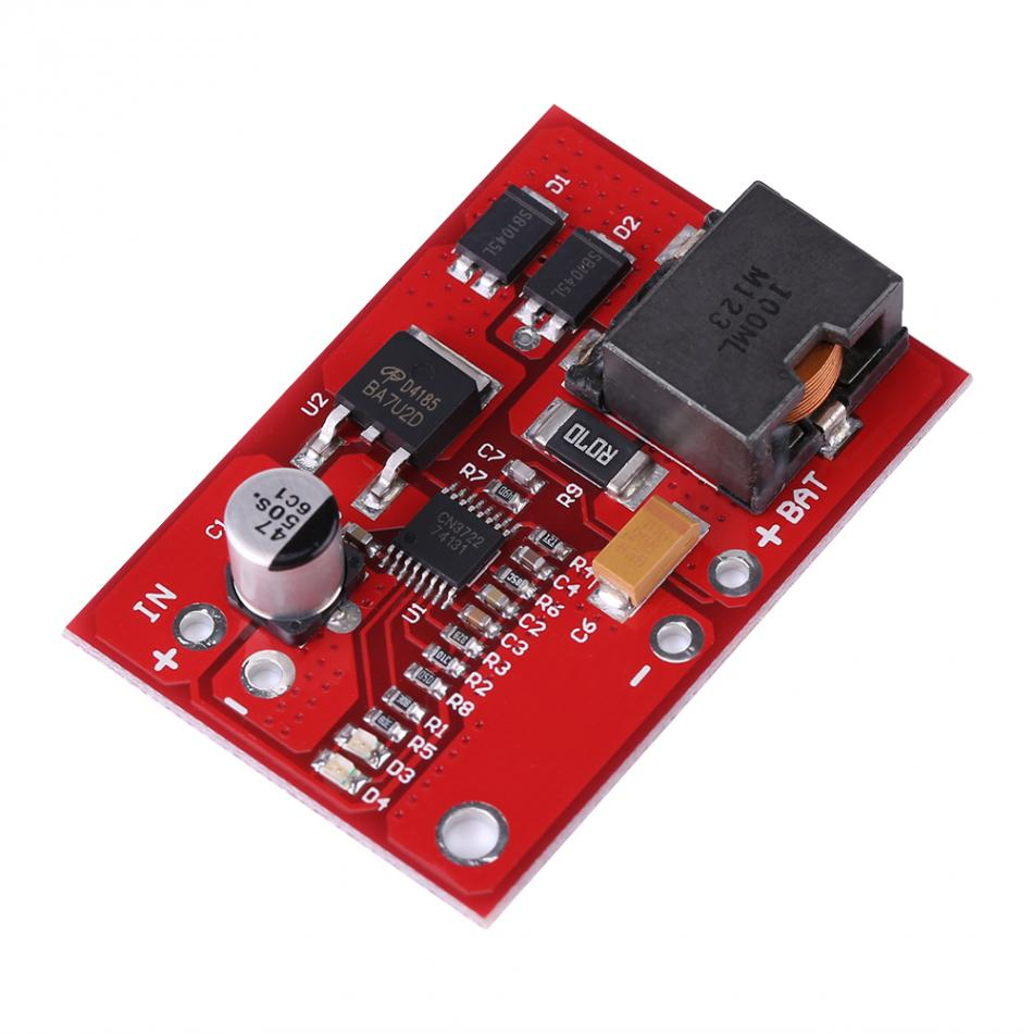 Electronic Components & Supplies Lt3652 Solar Power Battery Charger Board 2a Battery Power Bank Balancer Charging Extension Board Module High Precision Active Components