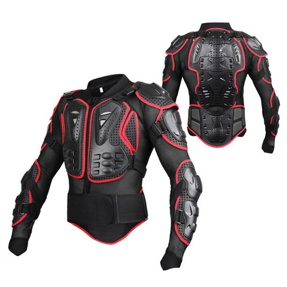 Unisexe Moto armure Protection Motocross vêtements veste protecteur Moto croix arrière armure de Protection - 3