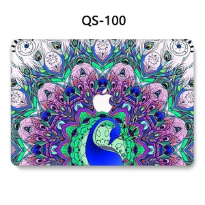 Image 3 - For Notebook MacBook Laptop Case New Sleeve For MacBook Air Pro Retina 11 12 13.3 15.4 Inch With Screen Protector Keyboard Cove