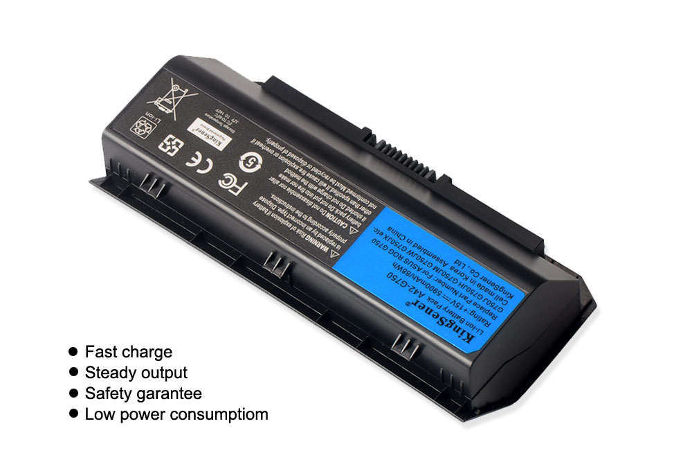 Image 5 - KingSener 15V 88WH Korea Cell A42 G750 Battery for ASUS ROG G750 G750J G750JH G750JM G750JS G750JW G750JX G750JZ Series 5900mAh-in Laptop Batteries from Computer & Office