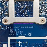 mainboard האם מחשב 5B20G91645 UMA Genuine w Mainboard האם מחשב נייד N3540 מעבד ACLU9 / ACLU0 NM-A311 עבור מחשב נייד Lenovo G50-30 (5)