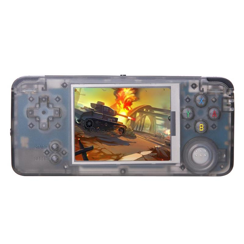 Console de jeu rétro avec 3000 jeux classiques écran 3 pouces écran 16 GB enfant écran affichage Consoles de jeux portables lecteur de jeu livraison directe