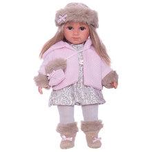 Кукла Llorens Елена в бело-розовом, 35 см