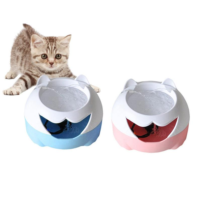 3L Pet Automatic Feeder Dog Cat Drinking Bowl For Dog Water Drinking Cat Feeding Deep Filter