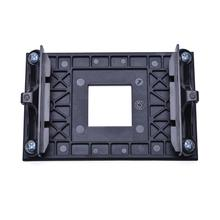 2019 New Arrival CPU Fan Cooler Back Board Case Radiator Motherboard Mounting Bracket Rack for AM4