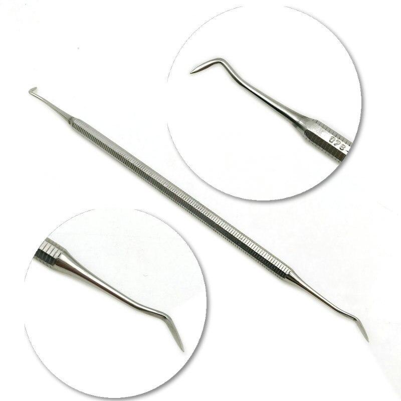 Mundhygiene Dental Hollenback Schnitzer #3 S Restorative Wachs & Modellierung Verbund Füllung Werkzeuge GroßE Vielfalt