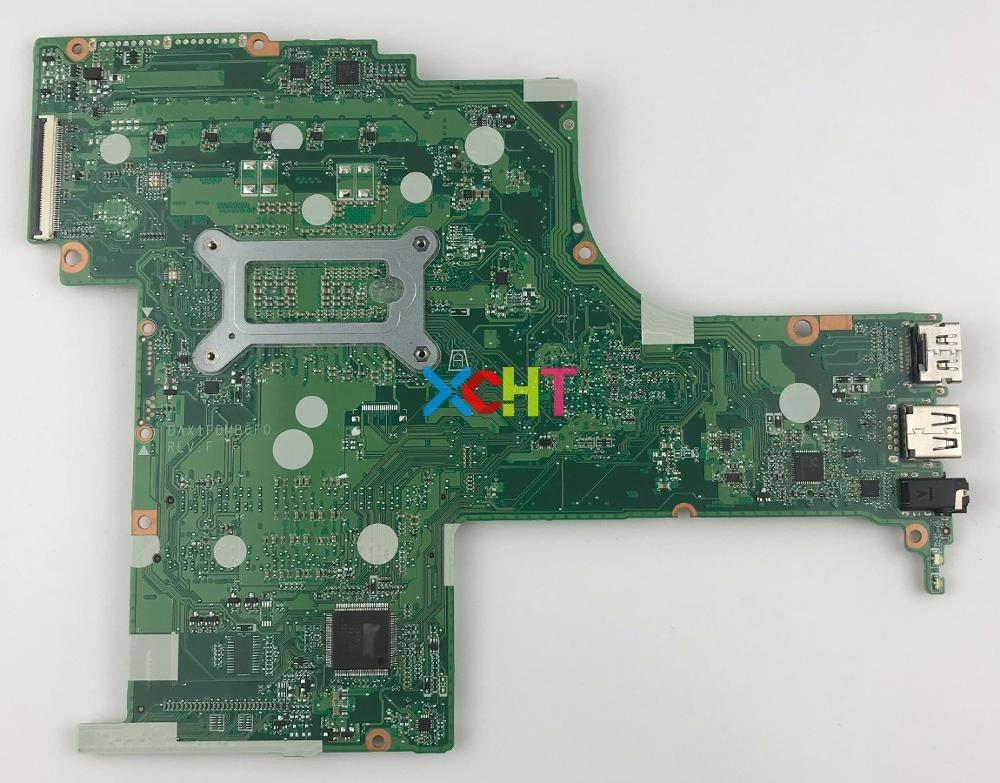 835869 601 835869 001 UMA W I7 6700HQ HM170 DAX1FDMB6F0 For HP ENVY NOTEBOOK 17T S000 17T S100 Motherboard Mainboard Tested