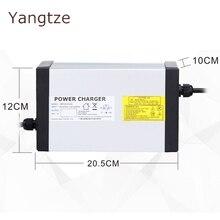 Янцзы 73 V 10A 9A 8A Lifepo4 литий Батарея Зарядное устройство для квадрокоптера с дистанционным управлением 60 V (64 V) E-велосипедный рюкзак AC-DC Питание для электрического инструмента