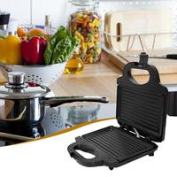 750W Household Electric Waffles Maker Sandwich Breakfast Heating Device Kitchen Baking Tool