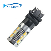 automobile led brake lamp 1157 T25 3157 5630 22SMD dual-color steering daylight vehicle bulb