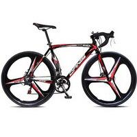 Tb820/liga de alumínio estrada carro/bicicleta/homem e mulher/dois disco freio velocidade estrada corrida bicicleta/liga de magnésio integrado rodas|Bicicleta| |  -