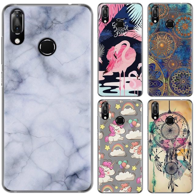 cheap for discount 9c3c7 82107 US $0.99 20% OFF|Colorful Pattern Soft Phone Case For VODAFONE SMART X9 5.7  inch High Quality Cute Design Painted TPU Silicone Cover-in Fitted Cases ...