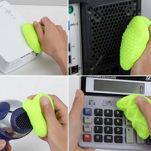 Image 1 - 먼지 청소기 복합 슈퍼 깨끗한 칙칙한 젤 와이퍼 전화 노트북 키보드 응용 범위 키보드, 노트북, 휴대 전화