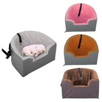Multi Purpose Dog Basket Puppy Dog Bed Hammock Pet Mat Car Seat Cover Dog Carrier with Traction Buckle cama para cachorro