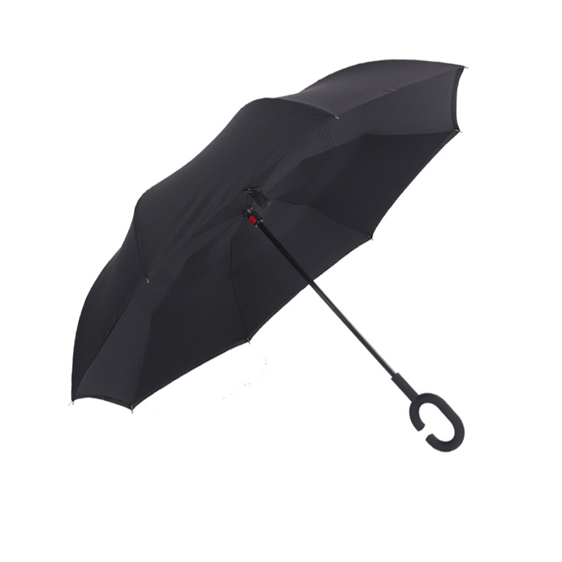 Doppia Inversione Ombrello Inverso Dritto Ombrello Pubblicità Auto Ombrelli Antivento Ombrelli Sapore Aromatico