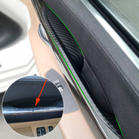 Car Door Handle Pull Protective Cover Trim For BMW 7 Series F01 2009 2010 2011 2012 2013 2014 2015 730 740 750 760