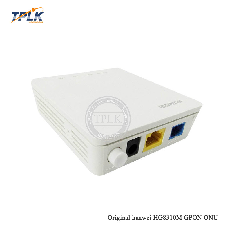 Cellphones & Telecommunications Hottest Best Price 1lan+1pot 1pots+1fe English Firmware Original Hua Wei Hg8010f Optical Ftth Unit