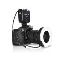 AHL HC100 AHL HN100 LED Macro Ring Flashlight Speedlite Portable Circular Flashlight For Canon for Nikon Camera Flash