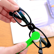 5Pcs Glass Eyeglass Sunglass Cleaner Brush Cleaning Set Wipes Tool Accessories