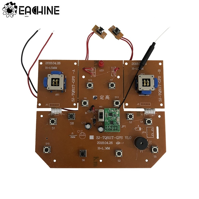 Eachine VISUO XS812 GPS RC Drone Quadcopter Spare Parts Transmitter Board