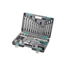 Набор ручного инструмента STELS 14109 (88 предметов из Высококачественной стали, кейс в комплекте)