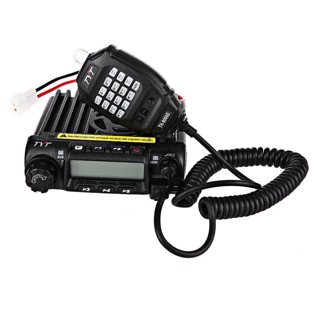 TYT TH - 9000D 60W Display Ham Two Way Radio Transceiver Portable LCD With Adjustable Brightnes