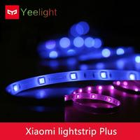 Xiaomi yeelight light strip plus RGB LED Smart light Strip extension Ambiance Dimmable LED APP WiFi Works With Alexa Google