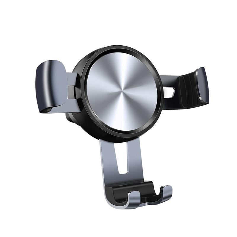 Car Accessories Mobile Phone Holder Air Vent Mount Stand 360 Degree Adjustable Universal Gravity Smartphone Support