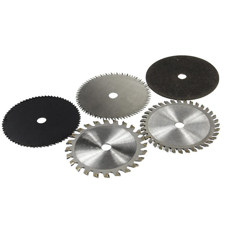 5pcs Diameter 85mm Carbide Small Circular Saw Blade 85*10mm 5 Pcs/set