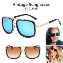 Classic Oversize Square Sunglasses Men Women Sun Glasses Male Driving Superstar Luxury Brand Designer oculos de sol feminino