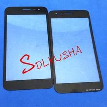 10 יחידות מול מסך חיצוני זכוכית עדשת החלפת מסך מגע עבור Samsung Galaxy J2 Core J260 J260G J260SM J260G J260F
