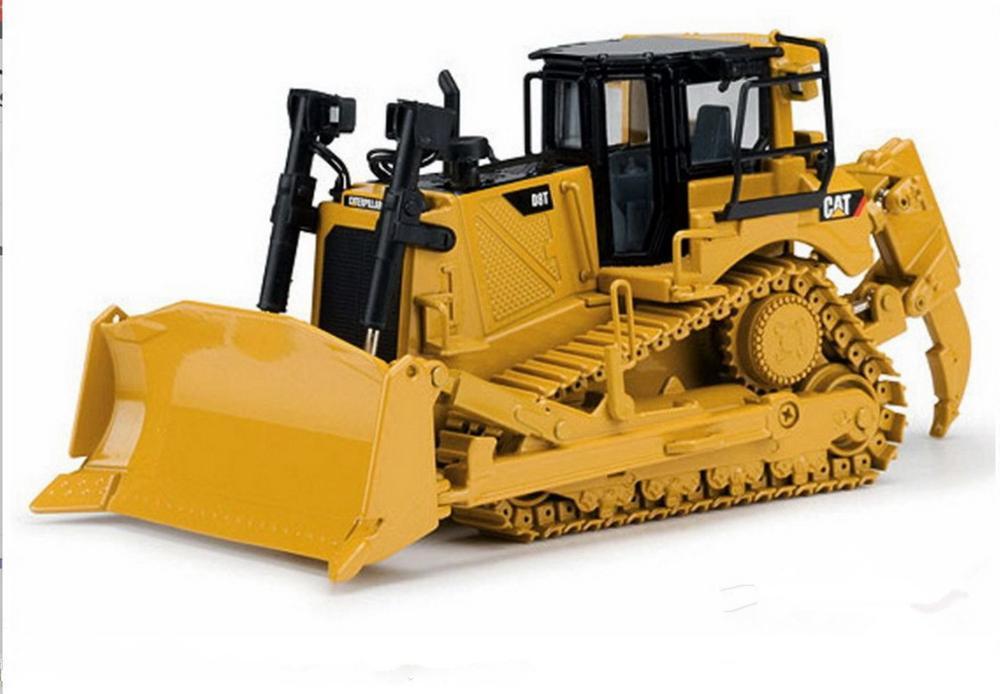 Norscot 1/50 CAT Caterpillar D8T Track Type Tractor Diecast Models #55299