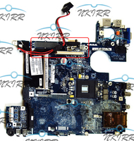 100% working LA 3011P HAQAA 21 K000038670 HAQAA L42 K000047540 PM945 motherboard for Toshiba satellite M100 M105
