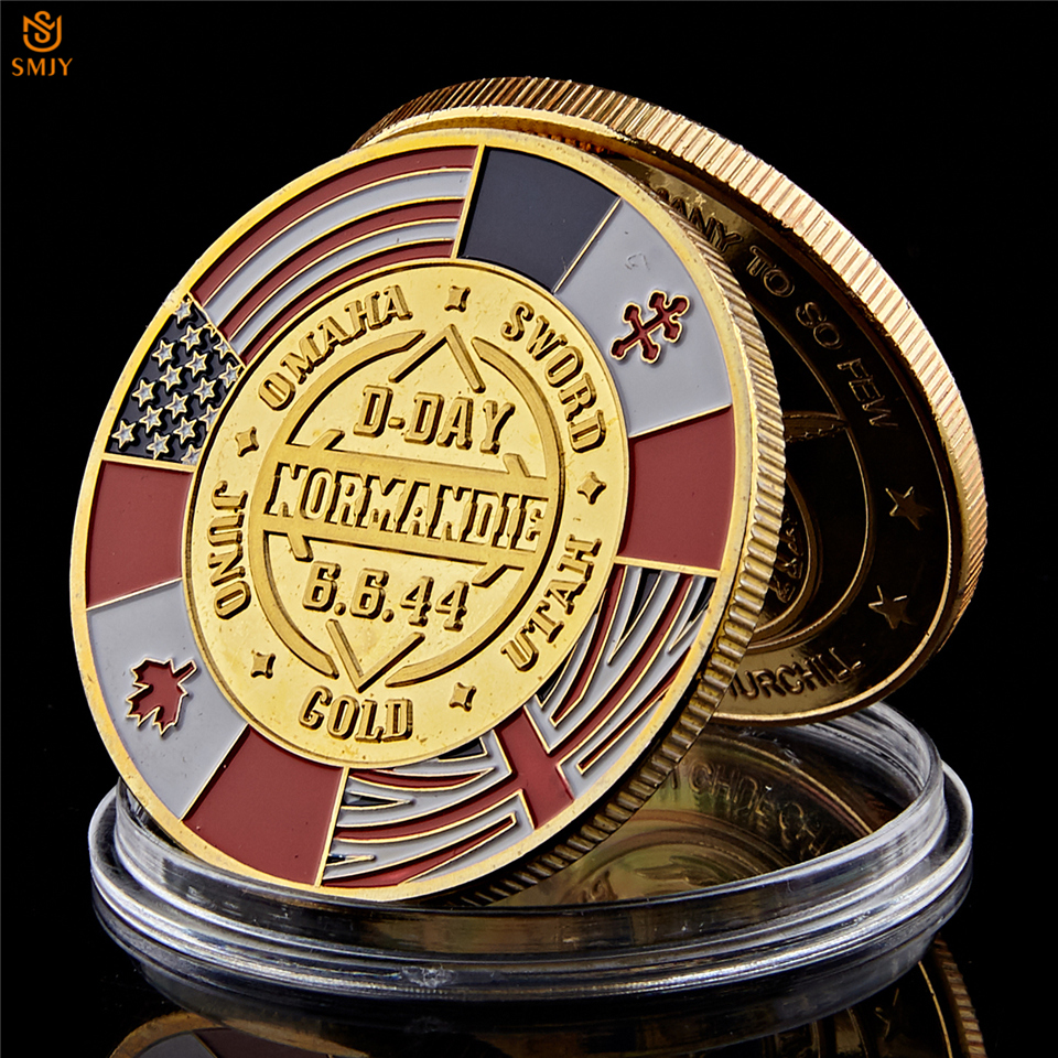top 8 most popular normandy coin ideas and get free shipping