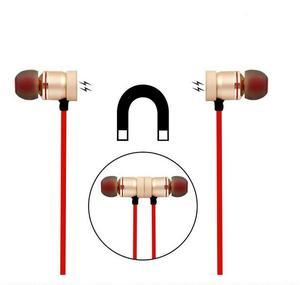 Image 4 - ポータブルイヤホンワイヤレス Bluetooth インナーイヤースポーツランニングハイファイステレオ磁気デバイスとマイクハンズフリー通話電話用