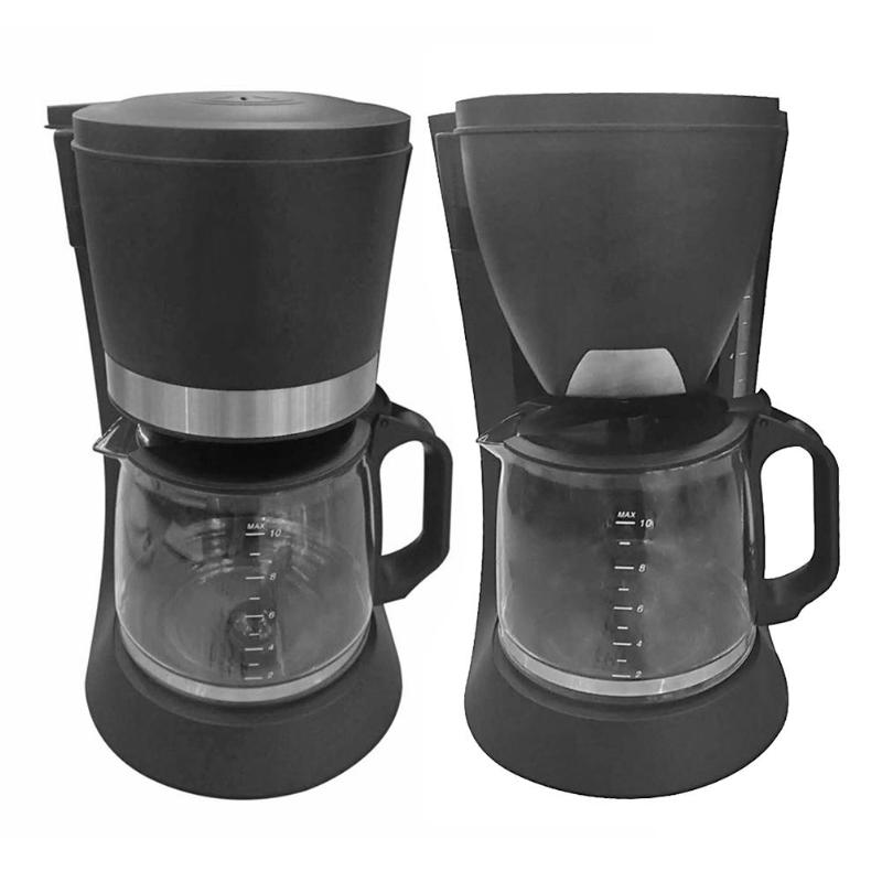 0.6L ABS Electric Drip Coffee Maker Pot Household Fully-automatic Coffee Machine Mini Teapot Kitchen Tool0.6L ABS Electric Drip Coffee Maker Pot Household Fully-automatic Coffee Machine Mini Teapot Kitchen Tool