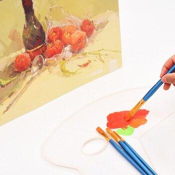 10 Pcs Paint Brushes Best Sellers Paint Brushes Alca Cartel
