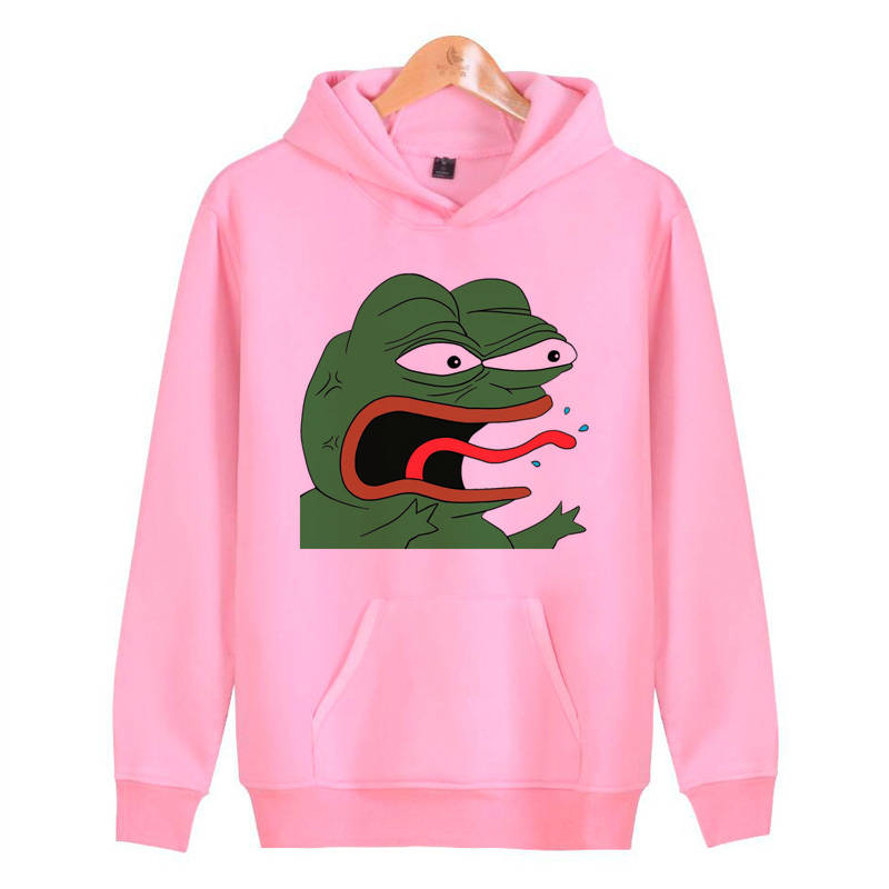 Meme Hoodies Sweatshirts Harajuku Men/women Streetwear Hip Hop Hoddies Male Pullover Homme J4154
