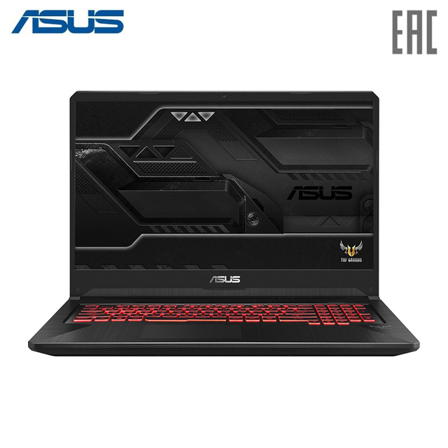 "Ноутбук ASUS ROG FX705GD Intel i5 8300H/8Gb/1Tb/No ODD/17.3"" FHD IPS Anti-Glare/NVIDIA GeForce GTX 1050 2Gb GDDR5/Camera/Wi-Fi/No OS Metal (90NR0112-M04320)"