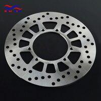 Motorcycle 220mm Brake Disc For DT125 TW125 XYZ125 YZ 125 250 DT200 TW200 TW200E ST225 TW225E XT225 XT225S XG250 XT250X YZ490