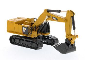 Diecast Masters 1/125 Scale Caterpillar Cat 390F L Hydraulic Excavator Elite Diecast #85537