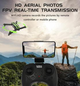 Image 5 - GW68 wifi FPV with 0.3MP/2.0MP Angle Camera 12mins Flight Time Selfie Mini RC Drone Quadcopter