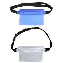 Водонепроницаемый Лыжный Дрифт Дайвинг сумка для плавания остающийся сухим под водой наплечный поясной пакет