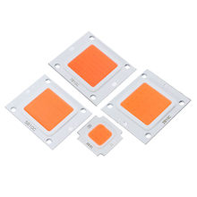 CLAITE 10W 20W 30W 50W 70W 100W LED Grow Light Chip Full Spectrum DC9-10V / DC20-32V for Indoor Plant Growth(China)