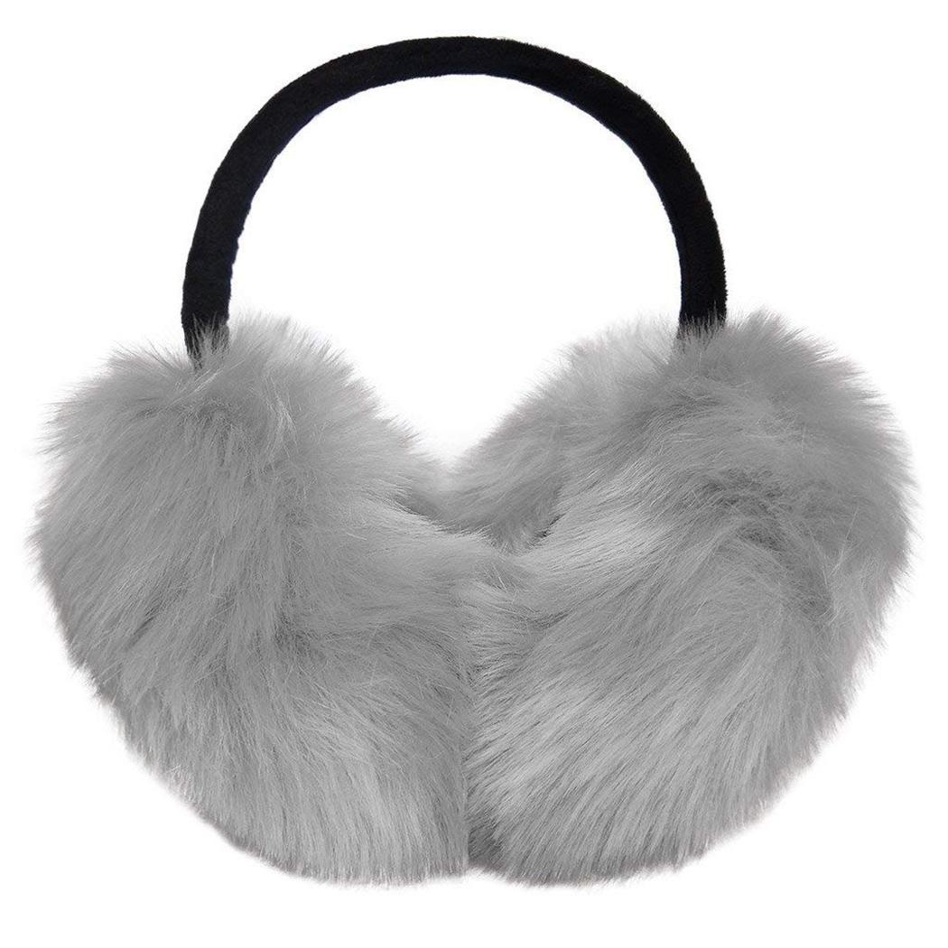 New Winter Cozy Ear Warmers Headband Unisex Ear Earmuffs Muffs For Earmuffs Men Women