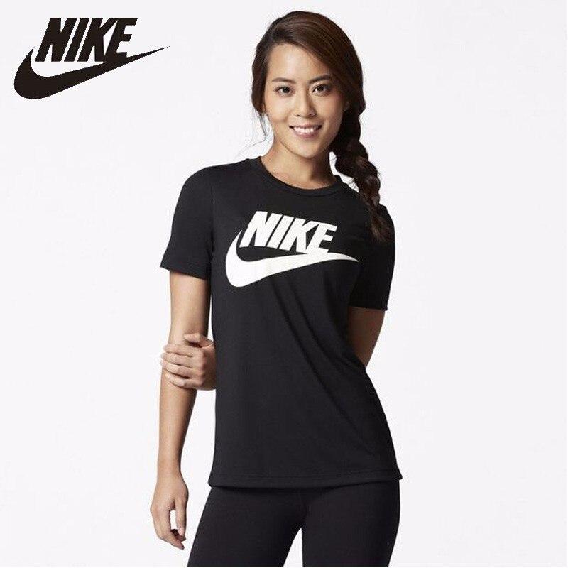 NIKE SPORTSWEAR essentiel femme course T-shirt confortable respirant T pitié #829748-010/100