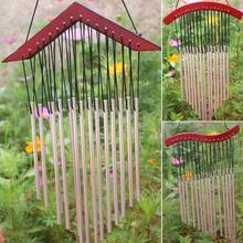 15 трубок Windchime Двор Сад Открытый Живой колокольчики Декор подарок дома висячие украшения орнамент