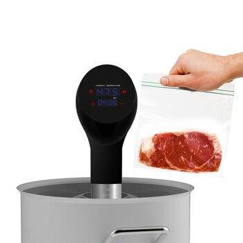 Superior De Vacío De Olla De Cocción Lenta Carne Cocinar Máquina De Carne Cocina De  Vacío Máquina